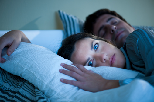 Can't Sleep? You May be Boosting Your Heart Attack Risk