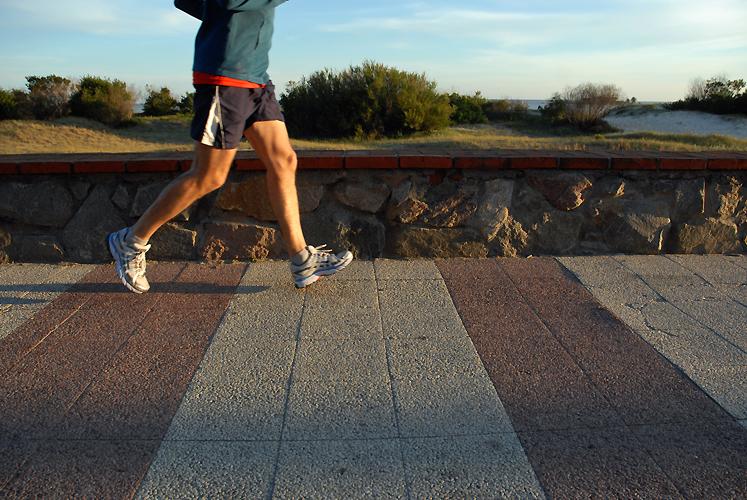 Proper Jogging Time