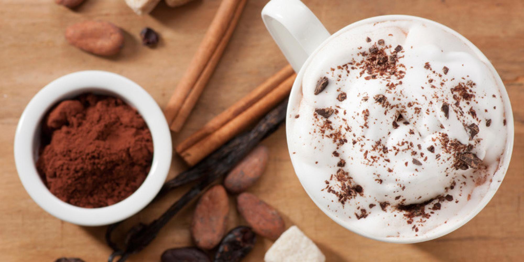 Hot Cocoa Helps Brain Function in Elderly