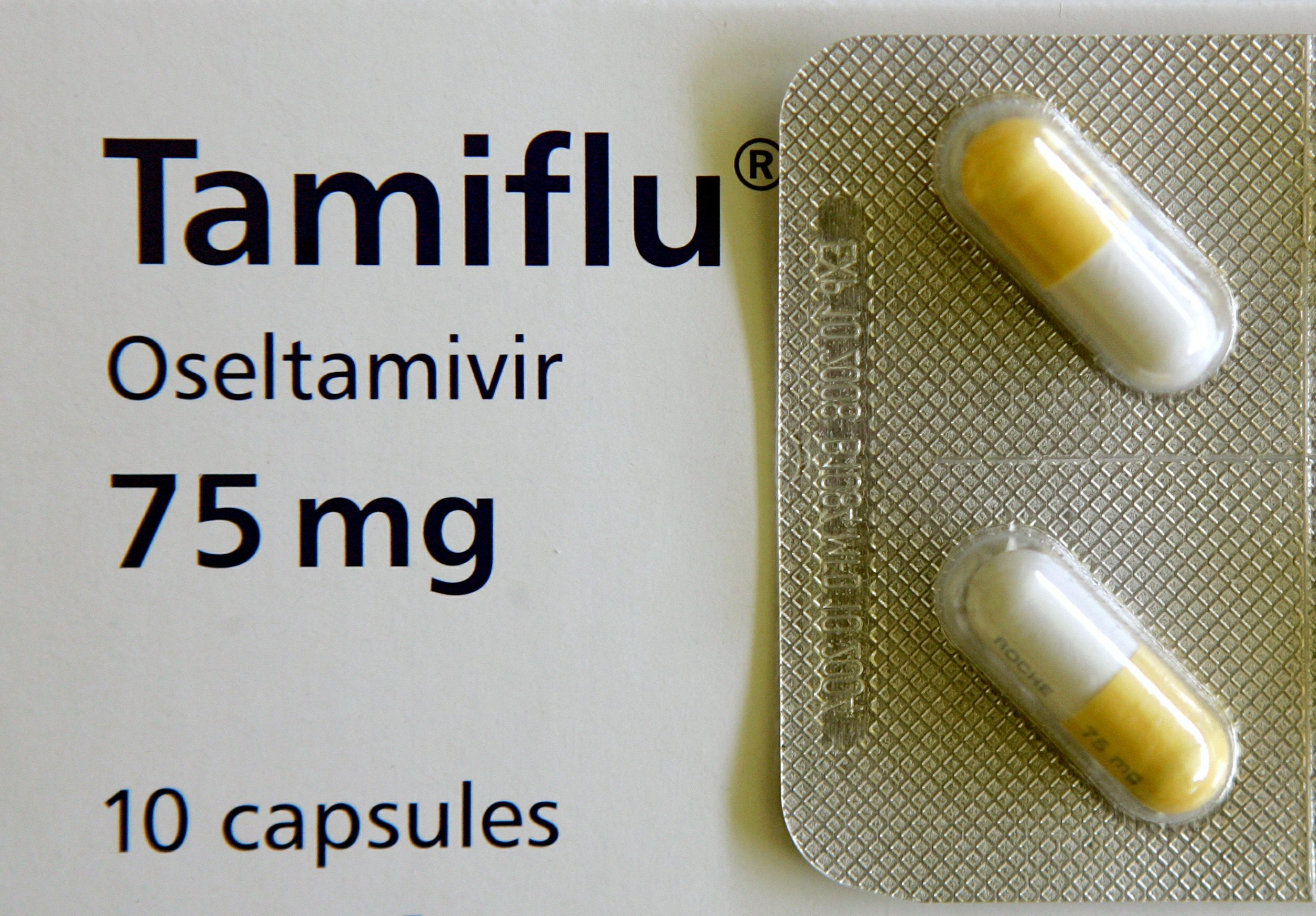 Tamiflu  >> Tamiflu Side Effects It S Lack Of Treatment For Influenza