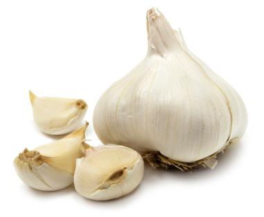 Garlic Cloves help keep blood vessels clear