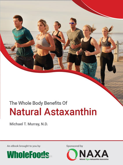 The Whole Body Benefits of Natural Astaxanthin   Dr